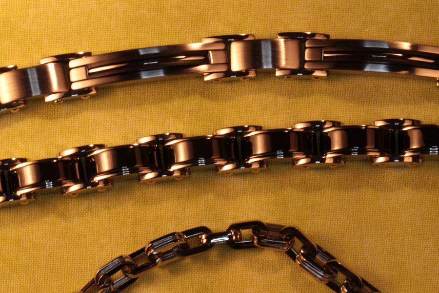Men's Stainless Steel Titanium Bracelets