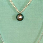mclean-jewelry-Tahitian-Pearl-and-Aquamarine-bead-necklace-necklace